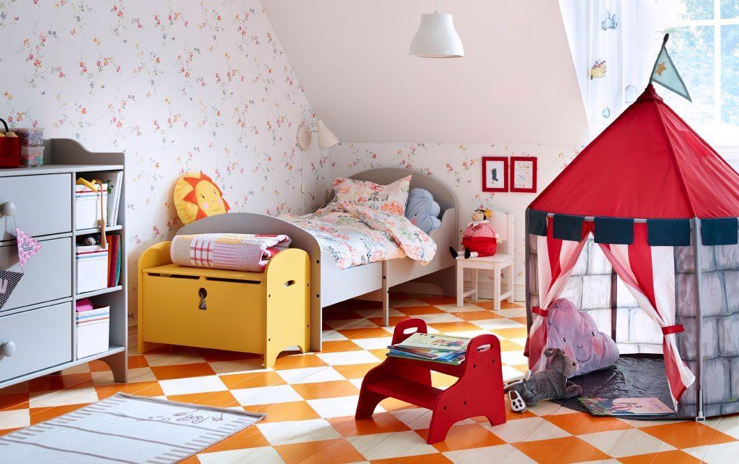 Dormitorios divertidos para ni os y ni as - Cuartos infantiles nino ...