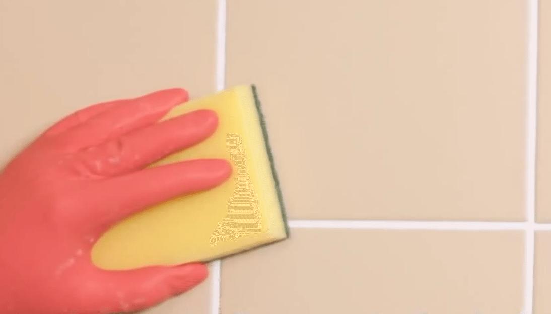 Limpiar azulejos bao muy sucios finest bao with como - Como limpiar los azulejos de la cocina muy sucios ...