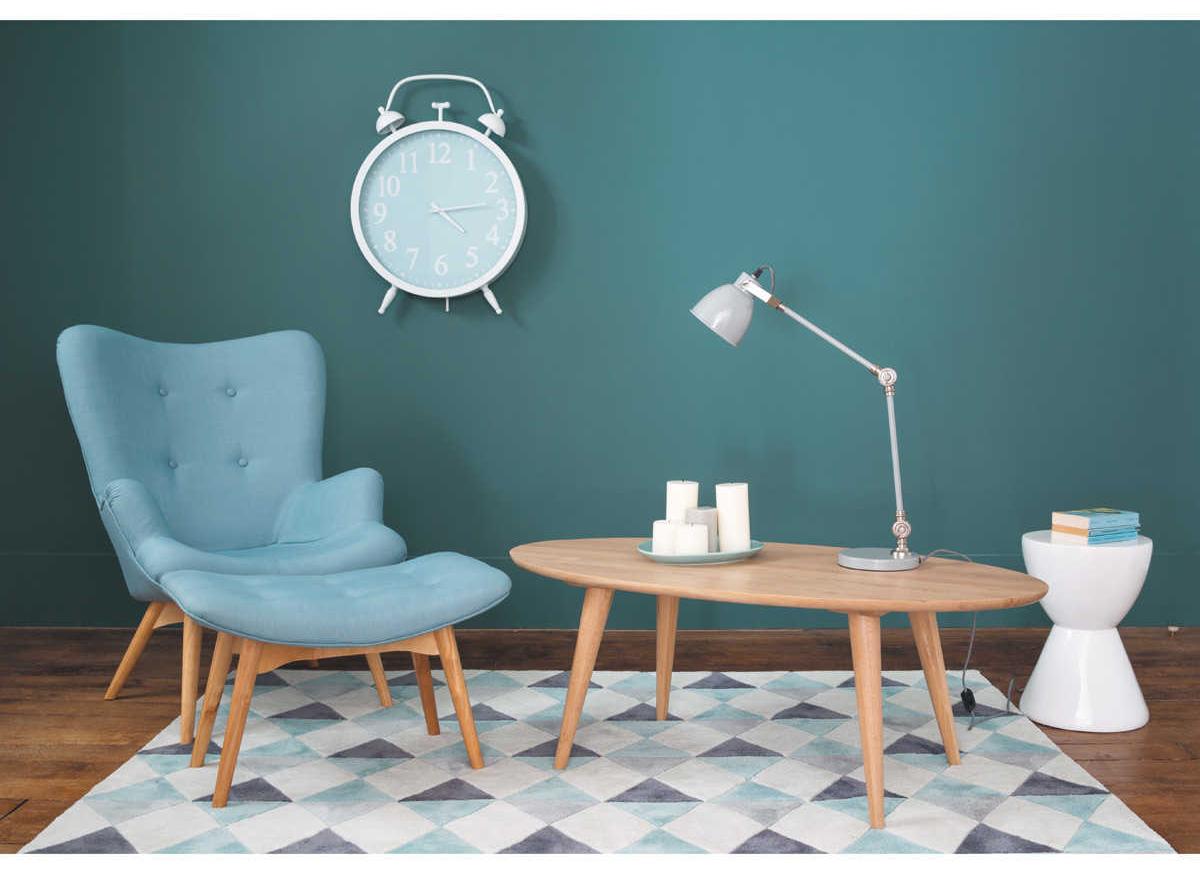 Mesas de estilo vintage para decorar el sal n - Como decorar mi salon ...