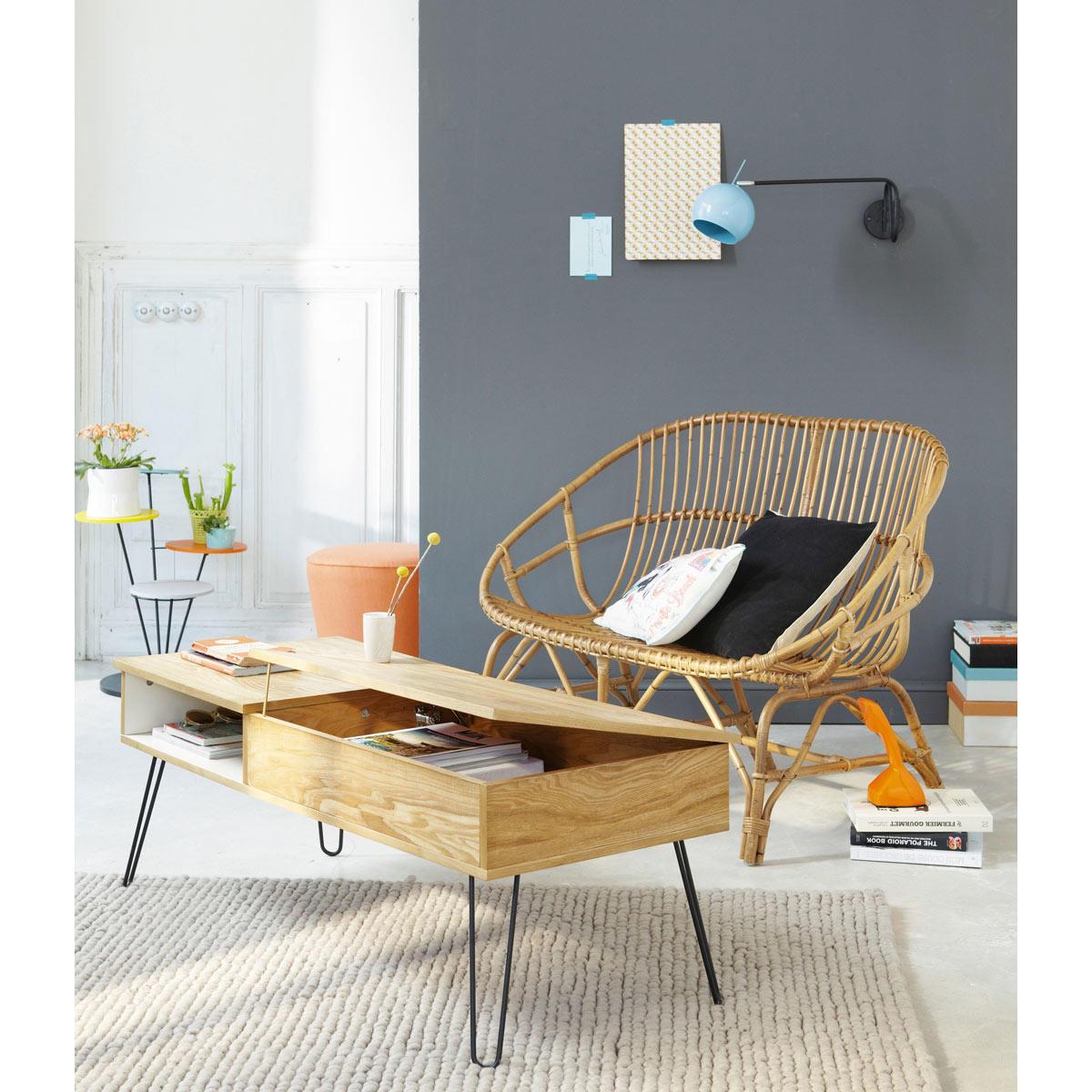 Mesas de estilo vintage