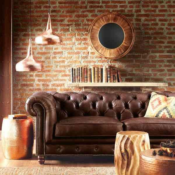 muebles de diseno sofa chester