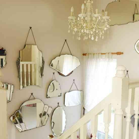 objetos de coleccion espejos housetohome