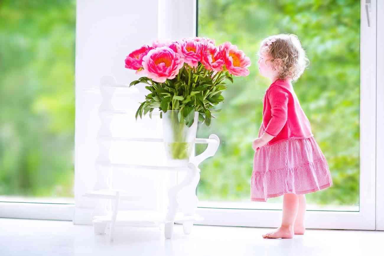olores en el hogar - fragancia de flores - decorar con flores y plantas