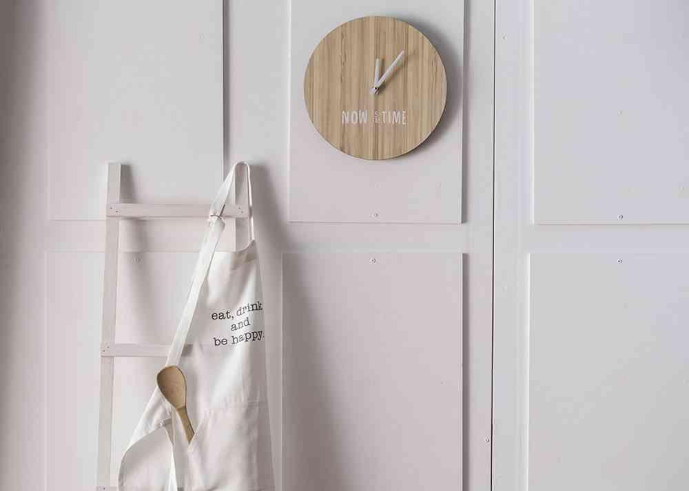 relojes de pared modernos madera muy mucho
