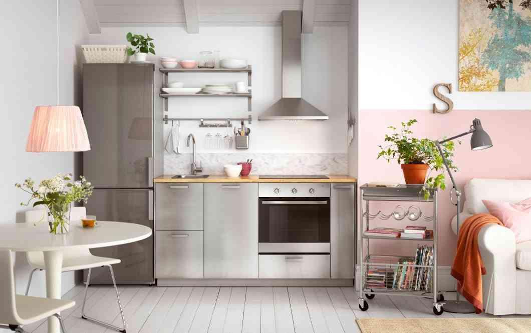 renovar la cocina cambiando la encimera ikea