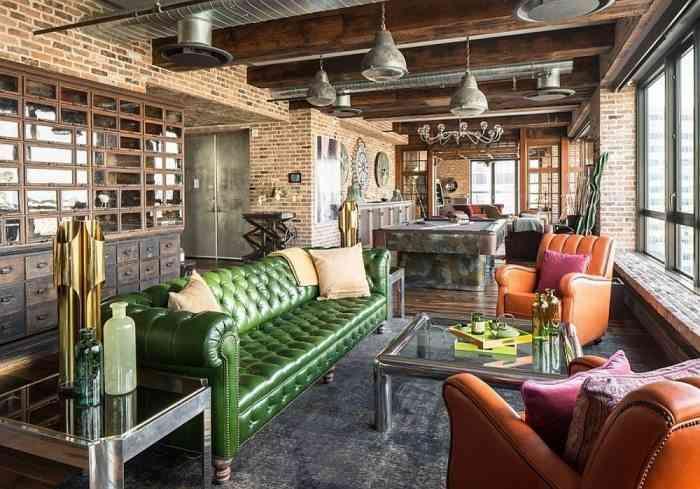 sofa chester en tu salon rilane verde