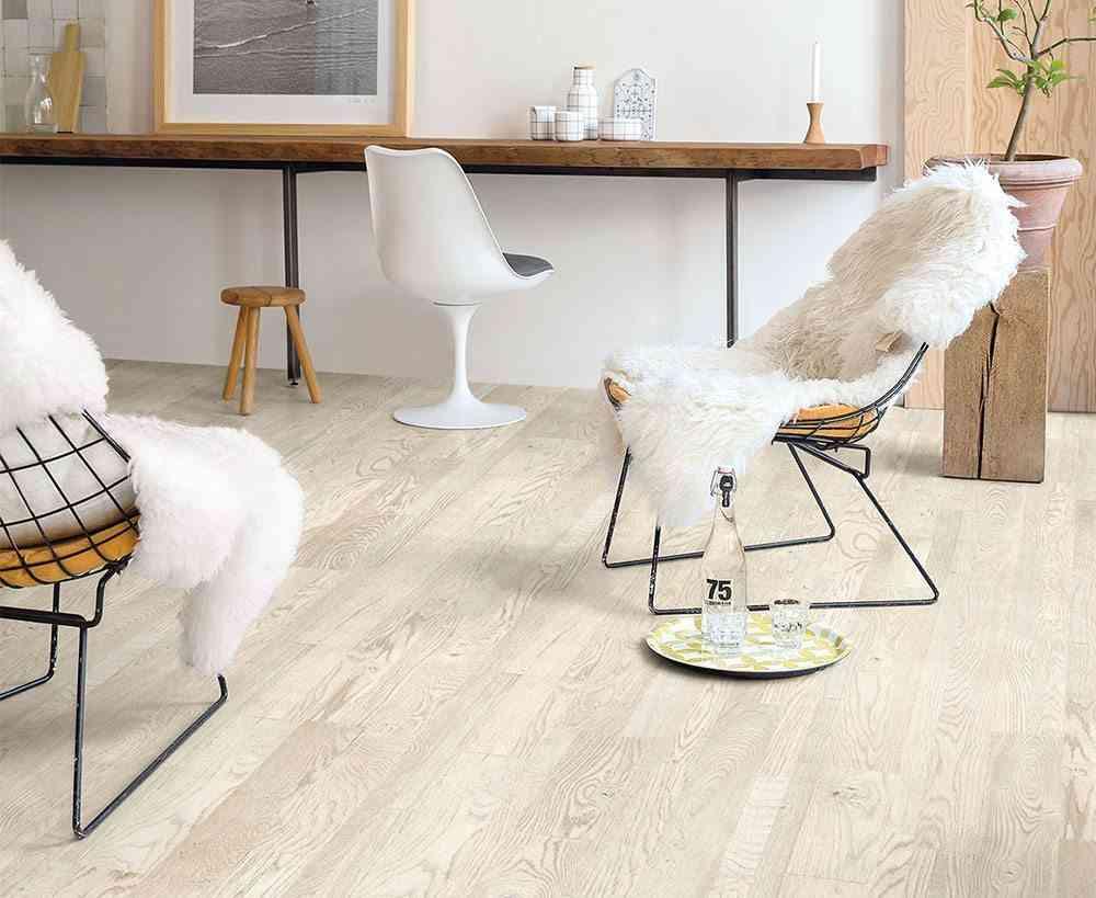 Descubre las ventajas de instalar un suelo laminado for Suelo laminado quick step leroy merlin