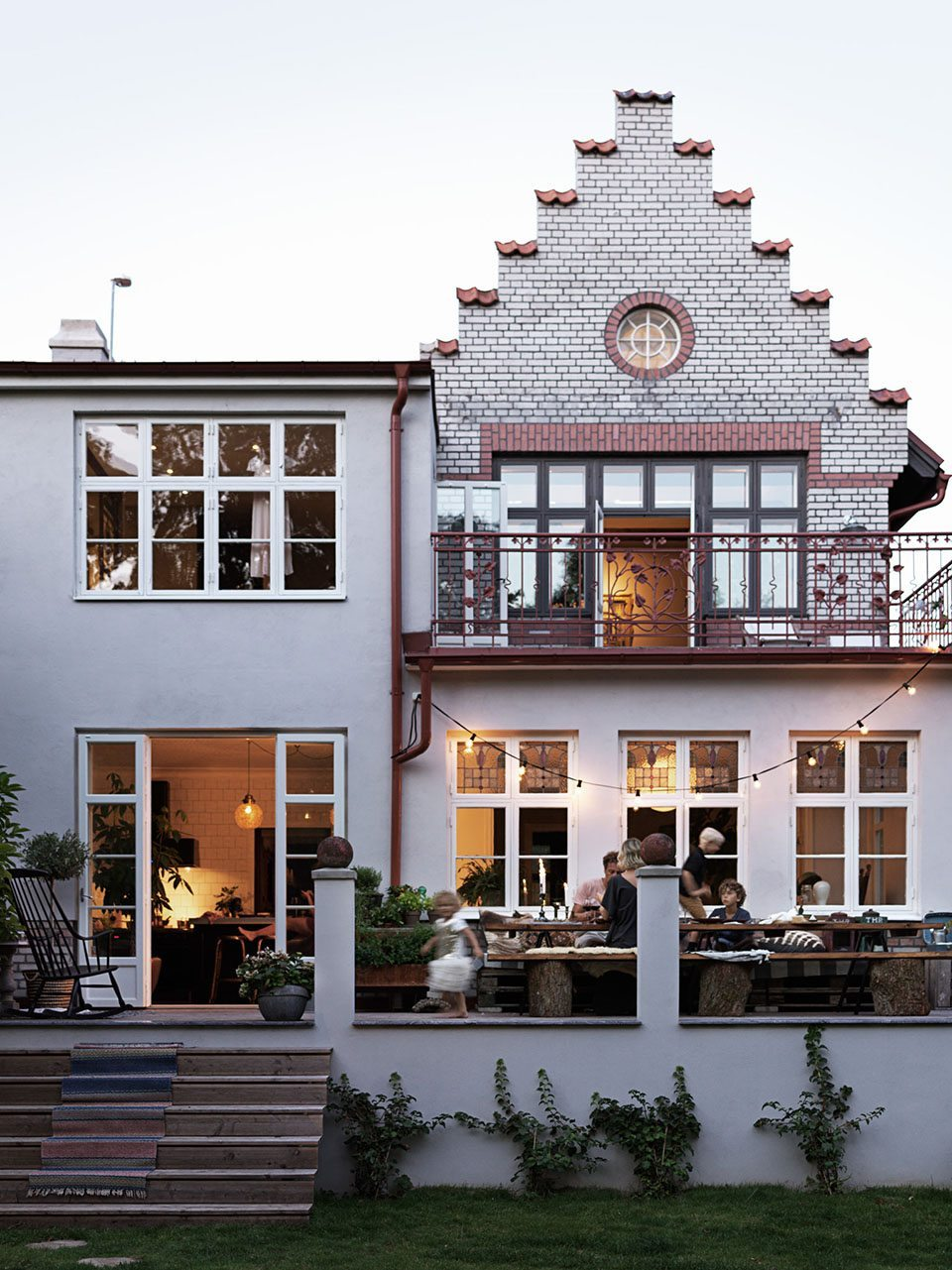 casa sueca rehabilitada
