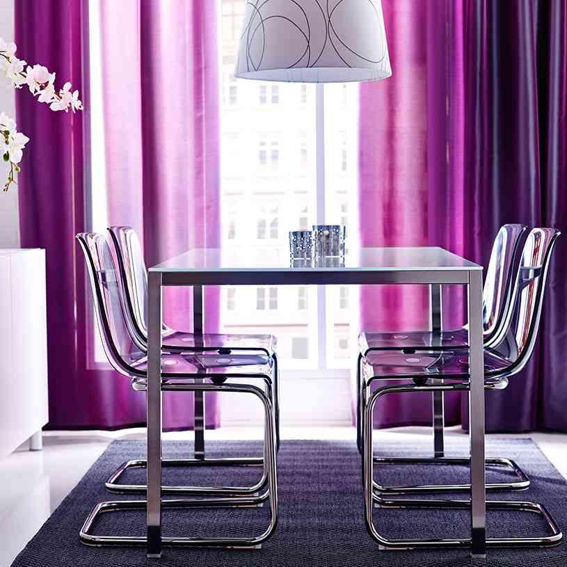 elegir las sillas del comedor sillas materiales ikea