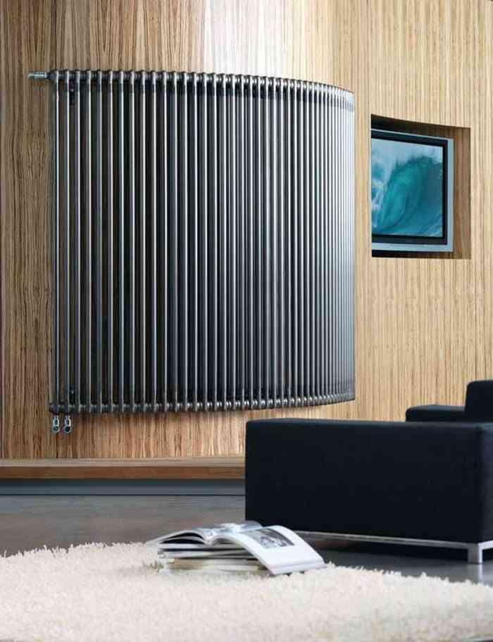elegir radiadores de diseno zendher circular