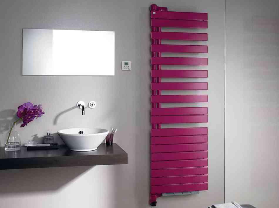 elegir radiadores de diseno zendher rosa