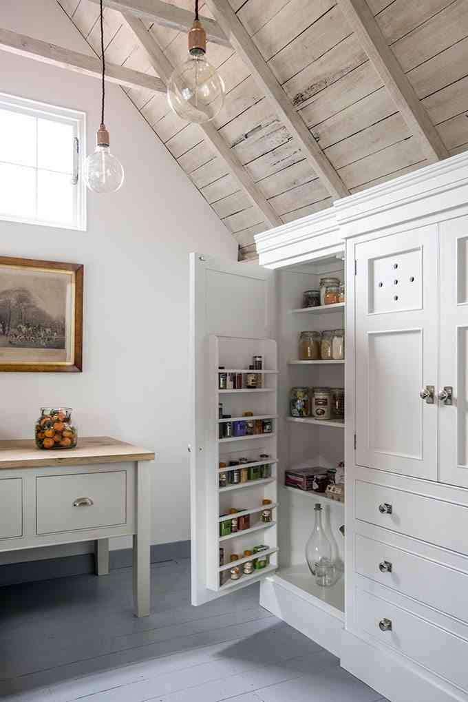 Consigue m s espacio de almacenaje en tu cocina y - Almacenaje de cocina ...
