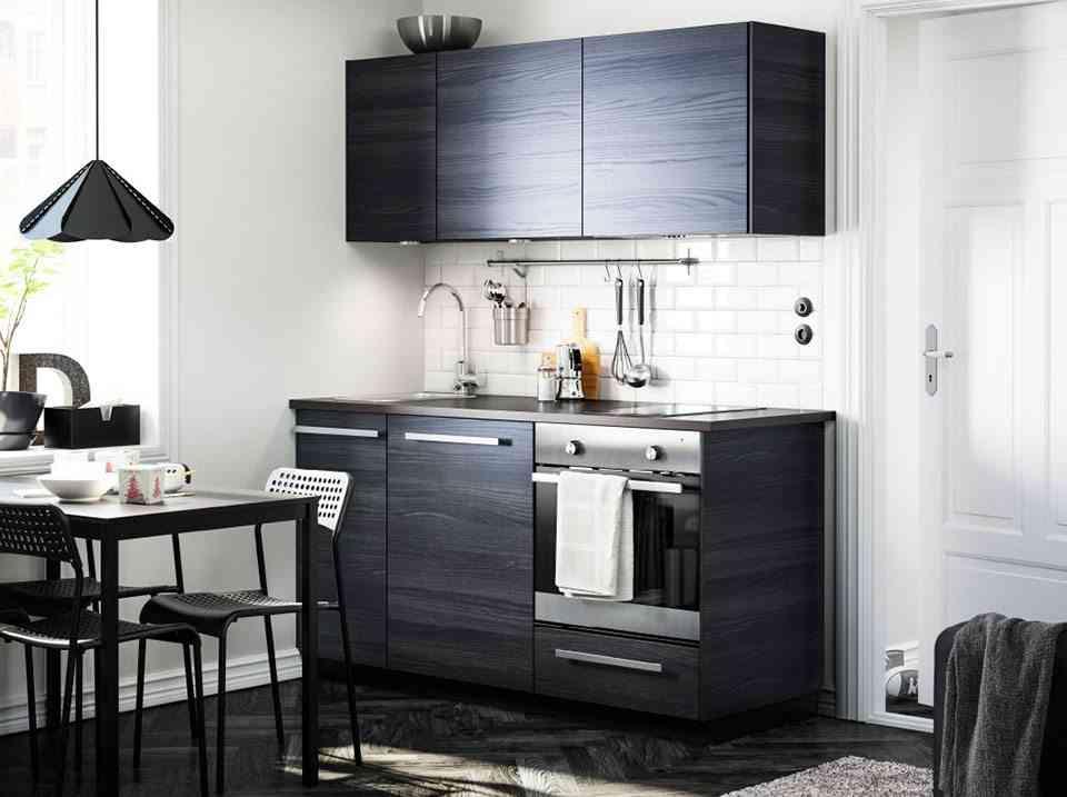espacio de almacenaje en tu cocina ikea