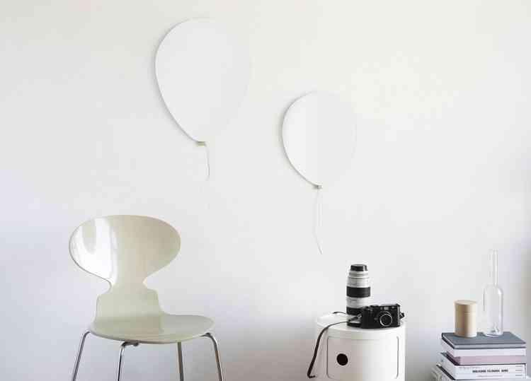 espejo de globo