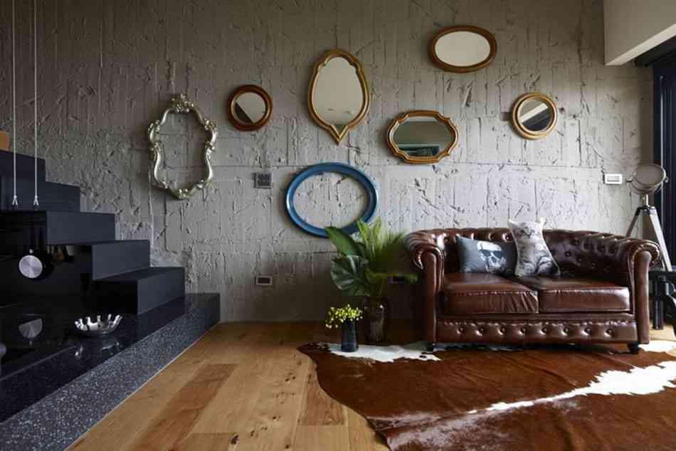 C mo revitalizar la decoraci n de tu casa con espejos de for Decoracion de espejos