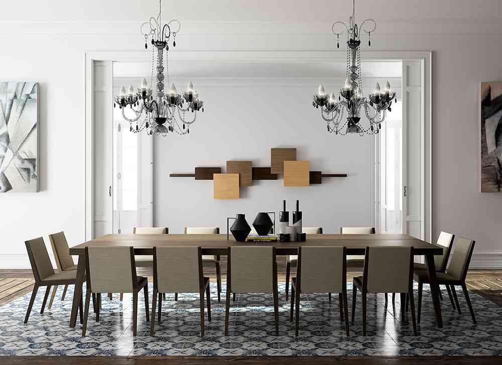 Las claves de los ambientes de estilo contempor neo - Fotos de comedores modernos ...