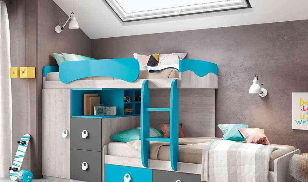 de 30 fotos de dormitorios para Niu00f1os y habitaciones infantiles