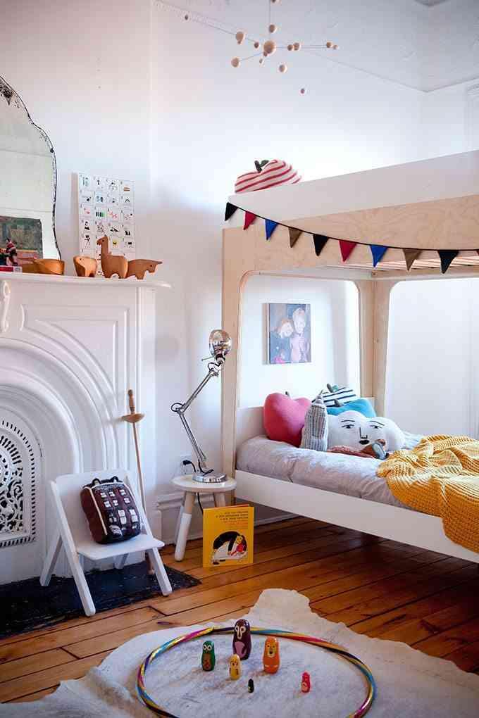 literas para dormitorios infantiles nubie ambiente