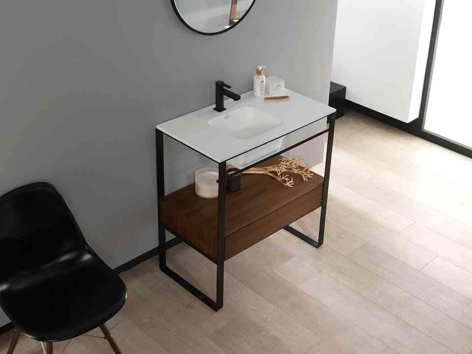mueble para el cuarto de bano porcelanosa cortesia