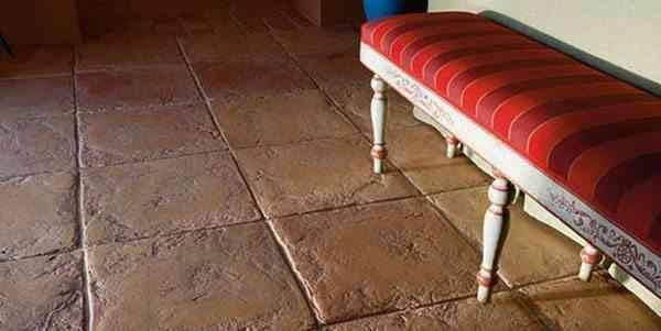 La belleza artesanal de los suelos de barro cocido for Pavimentos rusticos para interiores