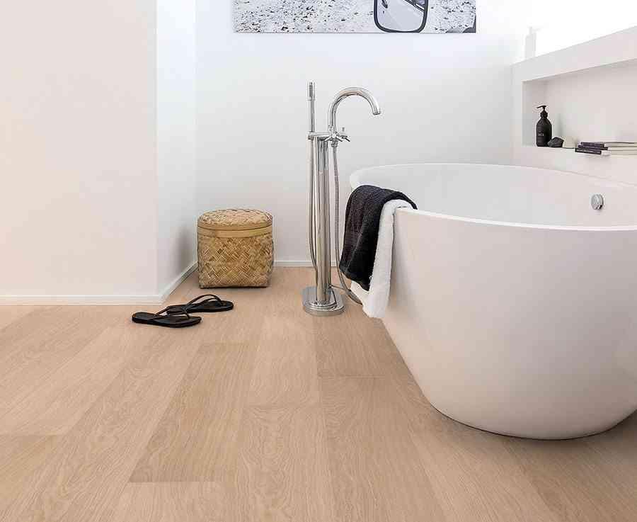 suelos para el cuarto de bano quickstep laminado