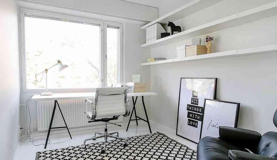 Consejos para crear una zona de estudio en casa for Zona de estudio