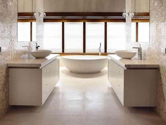 5 claves para baños de diseño modernos