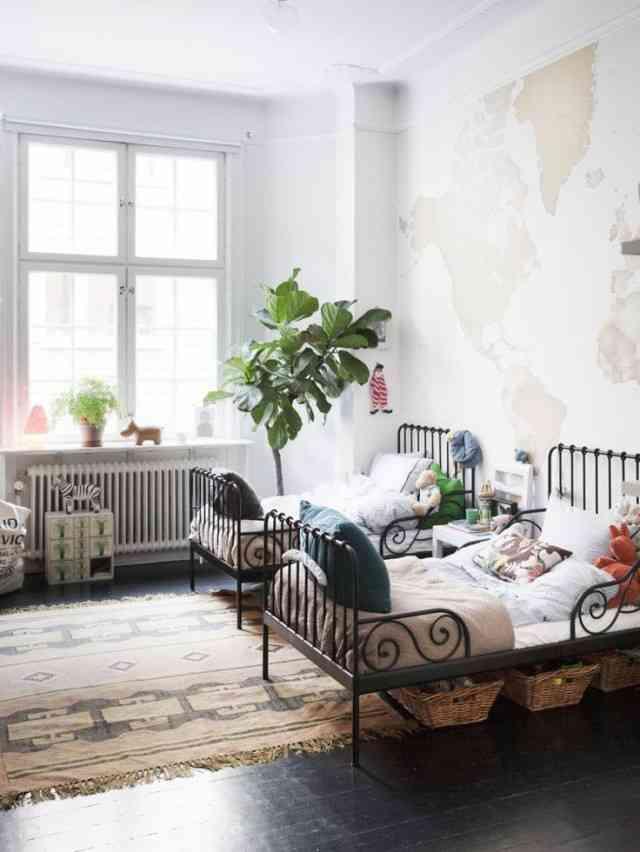 Por qué elegir una cama de hierro para el dormitorio