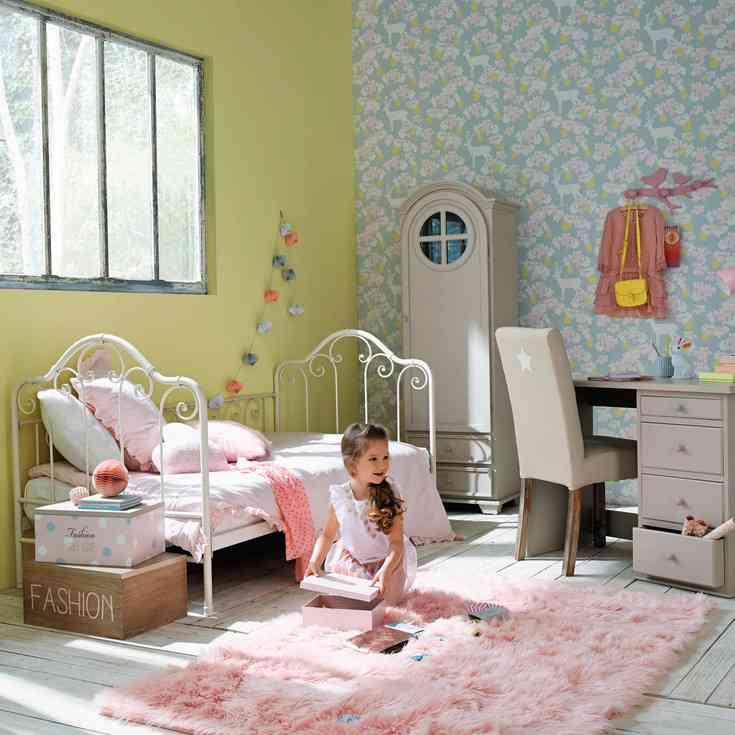 cama de hierro maison nina