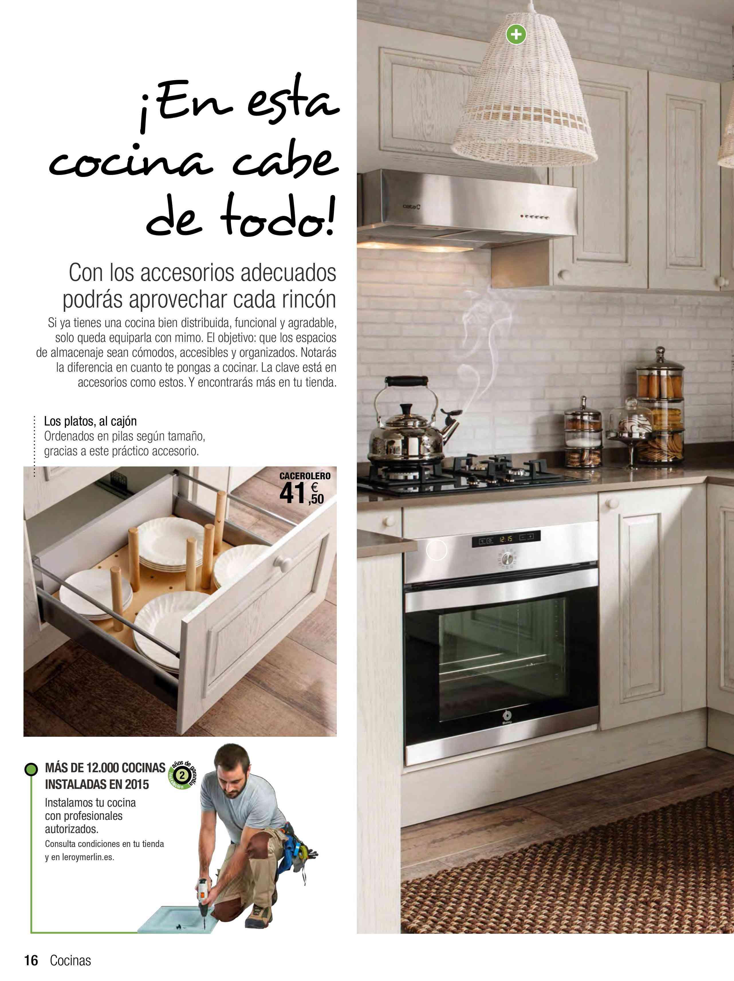 Cocinas leroy merlin catalogo awesome vinilos para - Ofertas cocinas leroy merlin ...