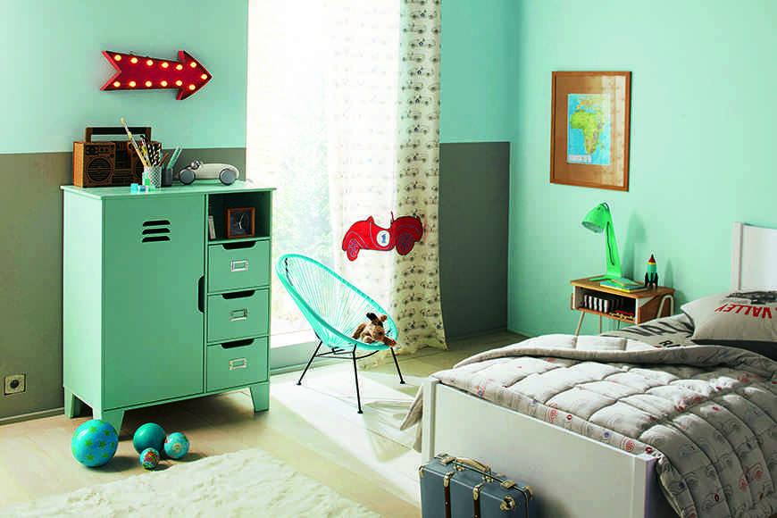 decoracion infantil para el verano vertbaudet Dormitorio Napa Valley