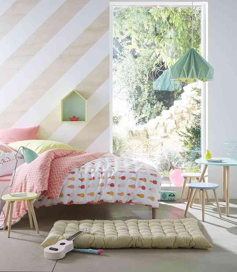 decoracion infantil para el verano vertbaudet Dormitorio