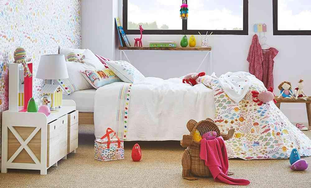Tendencias de decoración infantil para este verano