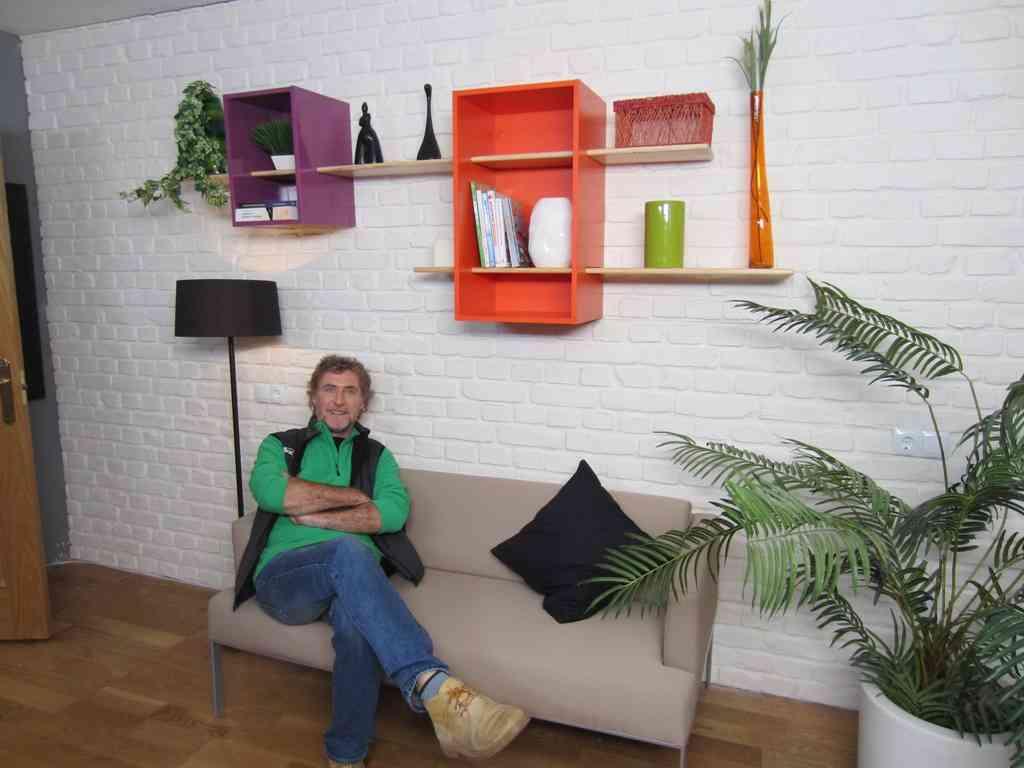 Kristian Pielhoff presentador de bricomanía