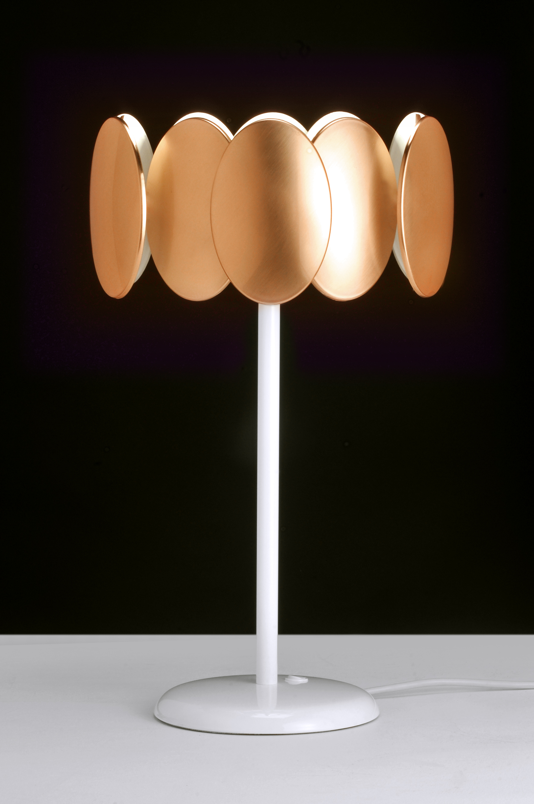 lampara obolo cupper bronce