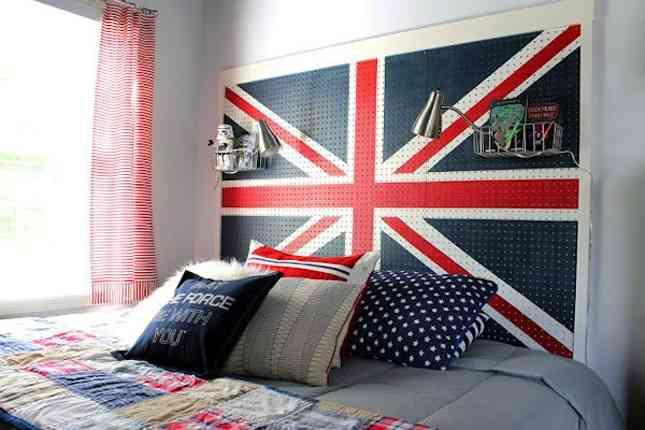paneles perforados bandera britco