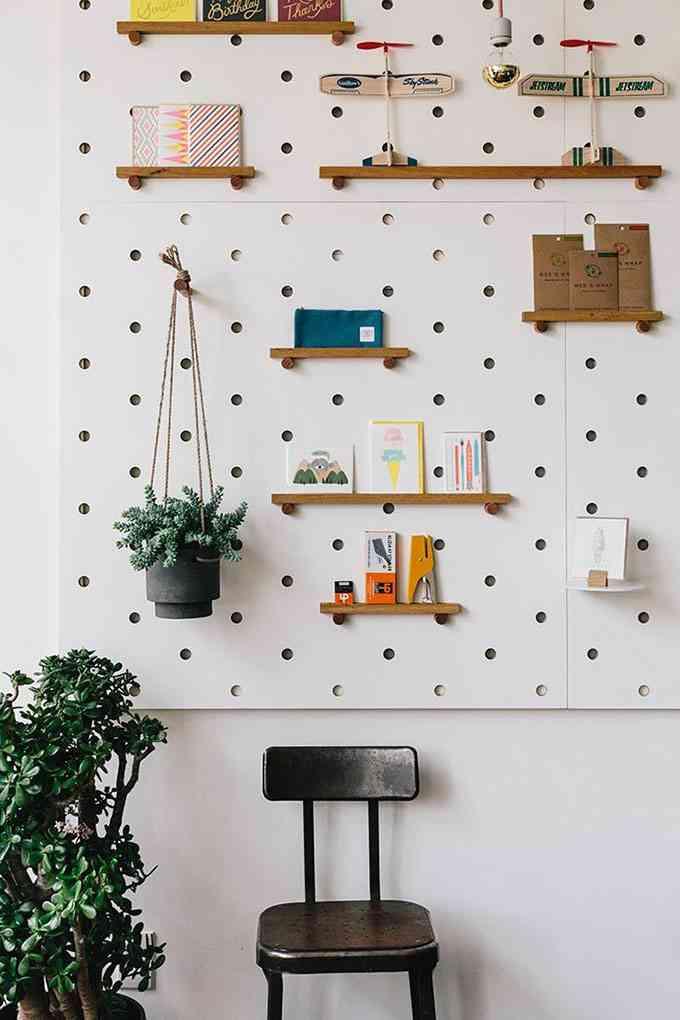 paneles perforados design sponge
