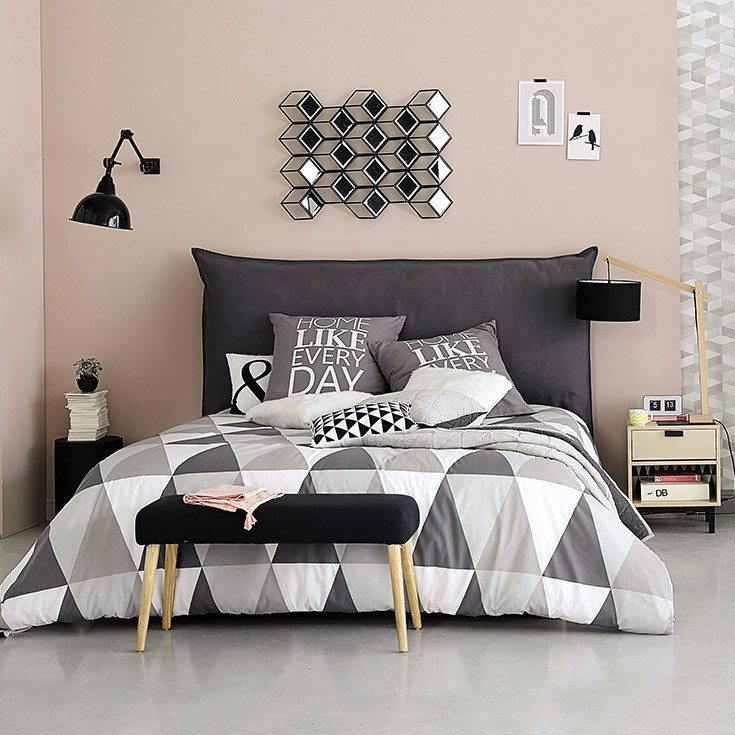4 colores para decorar el dormitorio y triunfar for Modele chambre adulte moderne