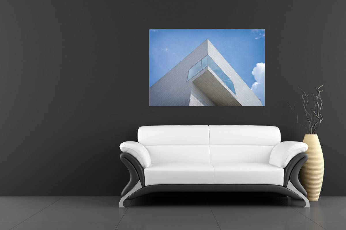Cuadros de fotografías - cuadro de aluminio arquitectura 2perfecta CU12
