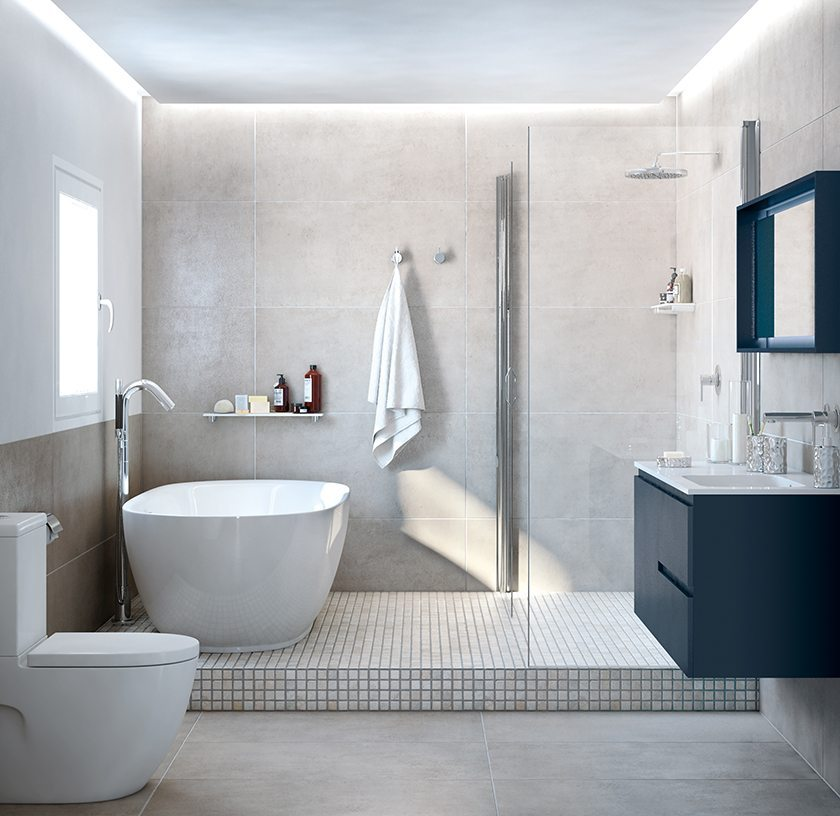 Ideas para tener un cuarto de ba o relajante - Ideas para cuarto de bano ...