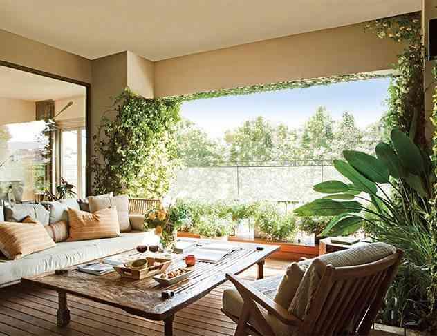 Decoraci n de espacios al aire libre claves e ideas for Diseno de muebles de jardin al aire libre
