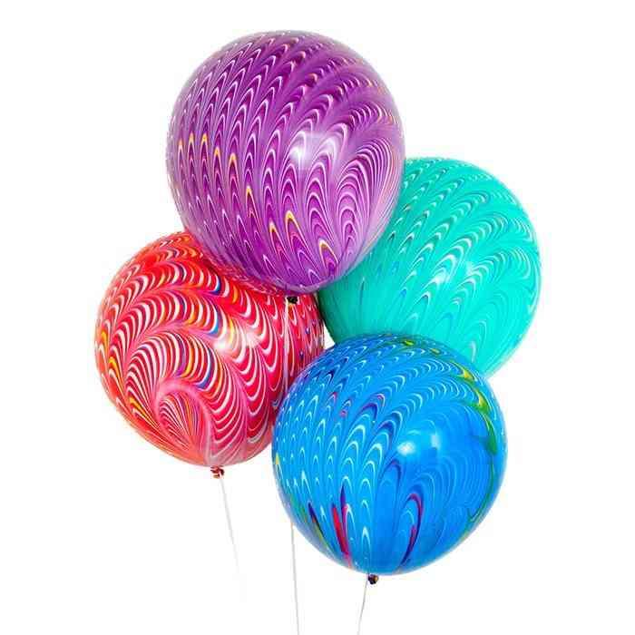 decoracion de fiestas de verano globos candel an cake