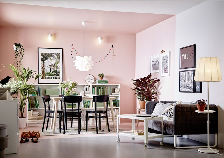 7 ideas para decorar una casa con poco dinero for Colores para decorar una casa