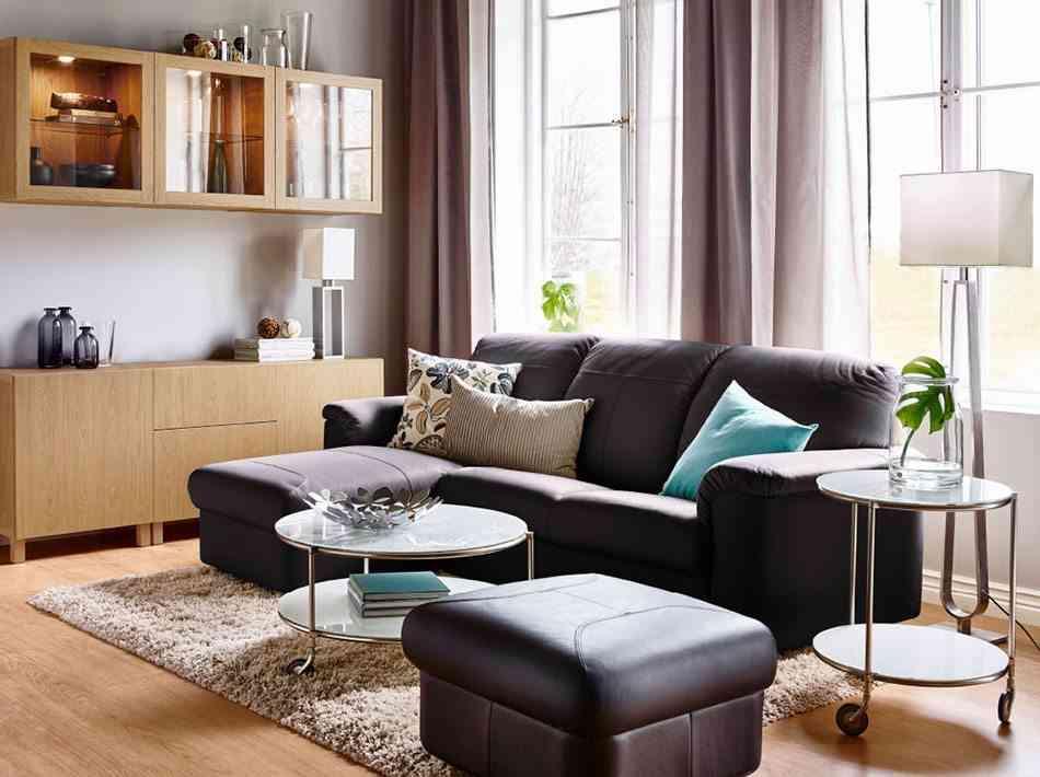 decorar tu casa por primera vez salon ikea