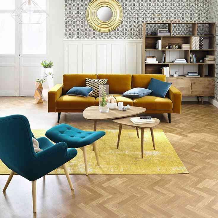 decorar tu casa por primera vez salon maisons -  hogar con colores