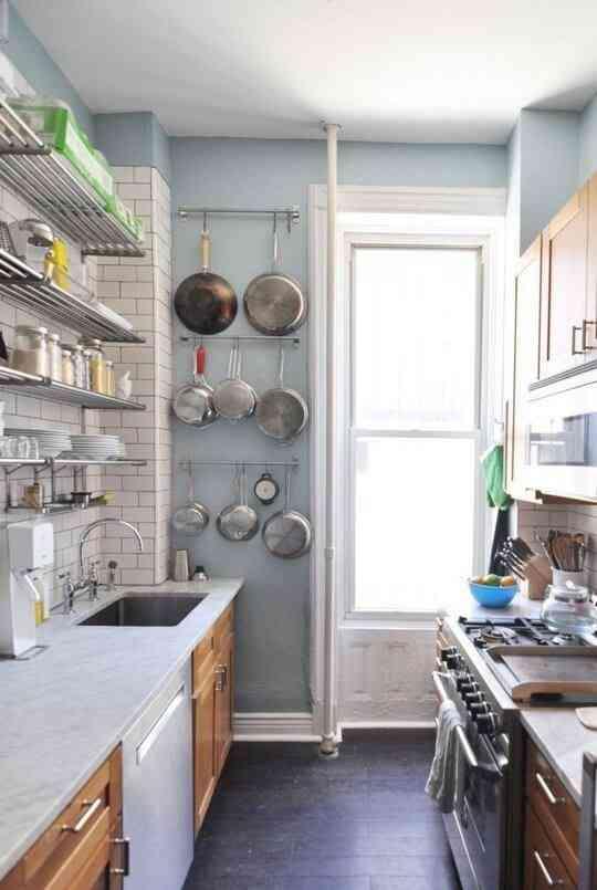 espacio en una cocina pequena residence Ideas
