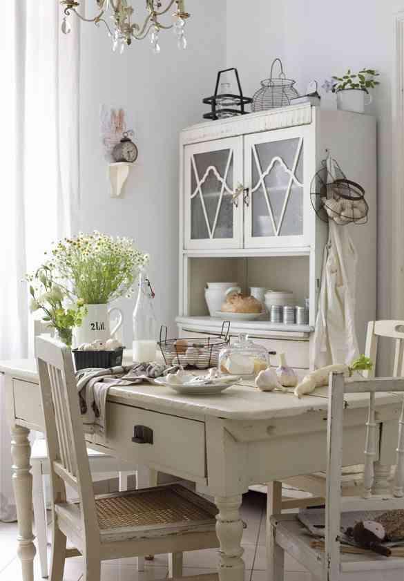 Qu es el estilo provenzal y c mo aplicarlo en tu hogar - Decoracion francesa provenzal ...