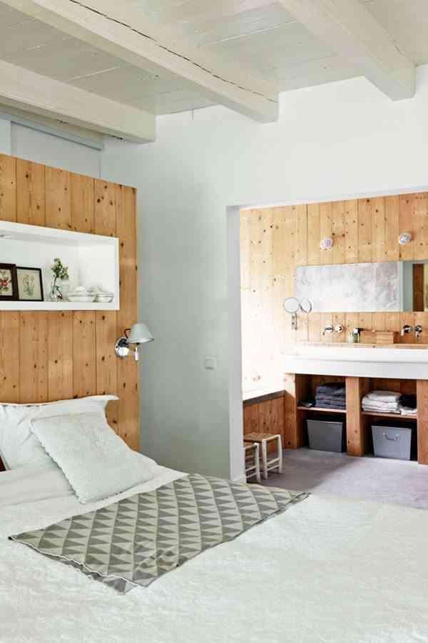 granja rehabilitada dormitorio