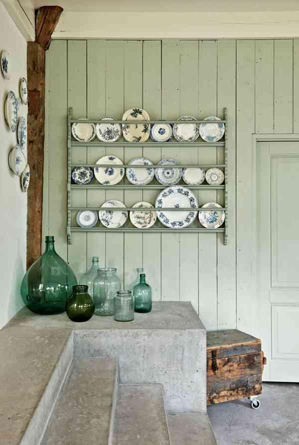 granja rehabilitada porcelana