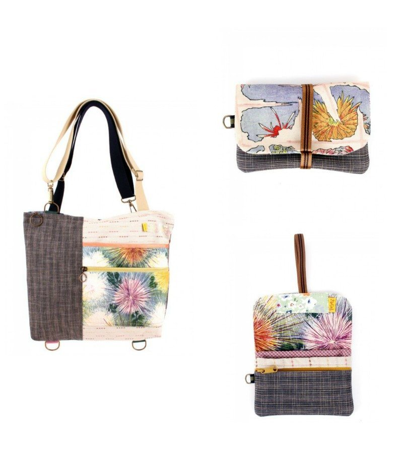 bolsos de tela para el Día de la Madre - mama-viajera-hanabi